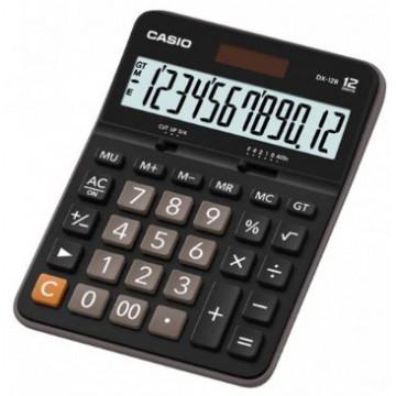 CALC. SOBRE T. 130x175 12D MU,>,GT,DEC CASIO DX12B