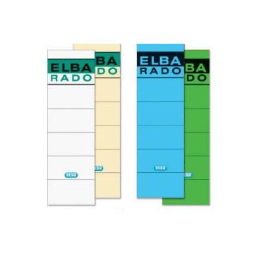 ETIQUETES ARXIV. ELBA ADH. 04613 COLORS      (ABO)