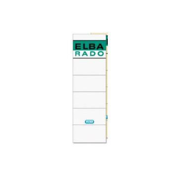 ETIQUETES ARXIV. ELBA ADH. 04617 AMPLE BLANC