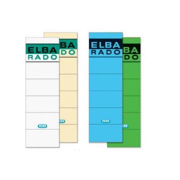 ETIQUETES ARXIV. ELBA ADH. 04617 AMPLE OS