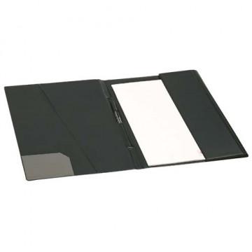 PORTA BLOC PLASTIC NEGRE DIN-A4                            (ABO)
