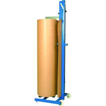 Portabobinas vertical hasta 120 m ancho