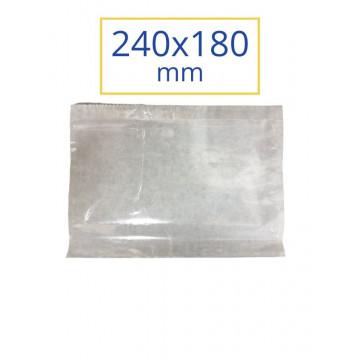 SOBRE PACKING LIST 240x180 (250u) TRANSPARENT