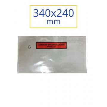 SOBRE PACKING LIST 340x240 (250u) IMPRES