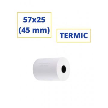 ROTLLO SUMADORA TERMIC  57x25 (45 mm)(SENSE BISFENOL)