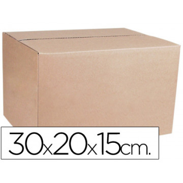 CAIXA EMBALATGE 300x200x150