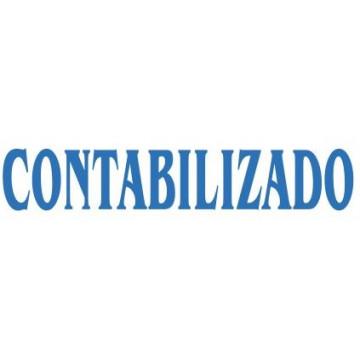 "SEGELL TRODAT F ""CONTABILIZADO""(4911)"