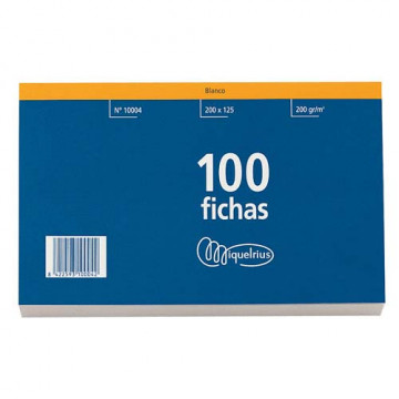FITXES MR HORITZONTAL Nº 310 100x150 (100u)