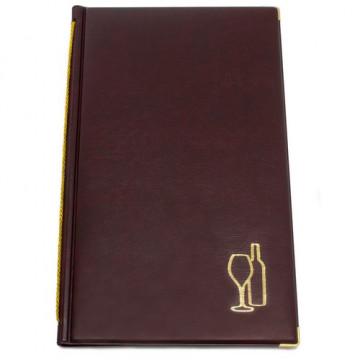 Porta carta de vinos medio Folio Grafoplas