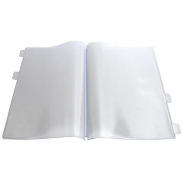 Fundas portamenú con pestañas folio Grafoplas 5u e