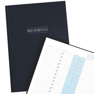 Libro de reservas 210 x 310 mm.