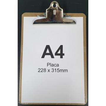 PLACA PINÇA FUSTA A4 (228x315)