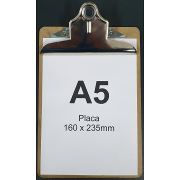 PLACA PINÇA FUSTA A5 (160x235)