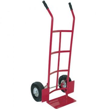 Carretilla profesional peso máximo 150 kg. plataforma fija 112x59,5x43,5 cm