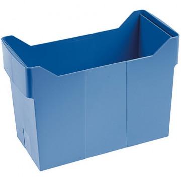 Cajetín de archivo suspendido ARCHIBOX 170x365x260 azul No incluye carpetas.