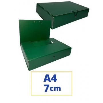 CARP. PROJECTES A4 070x340x250mm VERD