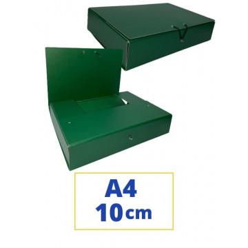 CARP. PROJECTES A4 100x340x250mm VERD