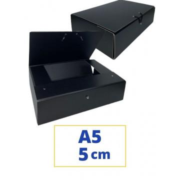 CARP. PROJECTES A5 050x265x190mm NEGRE