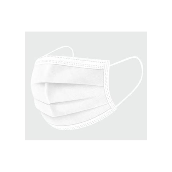 MASCARILLA PROTECCIO FILTRE 3 CAPES BLANCA (COVID)