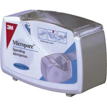 Esparadrapo Sensitive micro-poroso de papel  Nexca