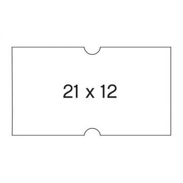 ETIQUETES ETIQ. STD 21x12mm BLANC REMOBIBLE (6u)