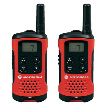 Radiocomunicador TLKR T40 Motorola