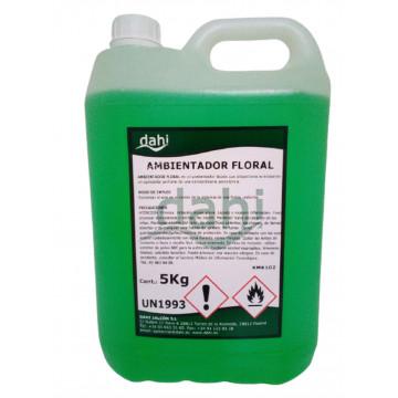 Ambientador 5l garrafa FLORAL