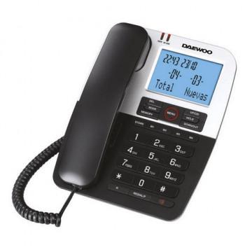 TELEFON DAEWOO DTC400 LCD GRAN/CALENDARI