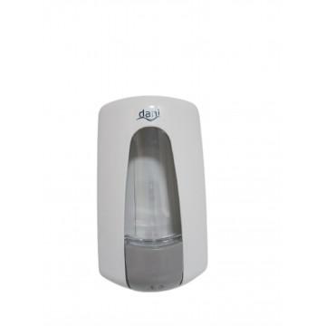 Dosificador rellenable jab¢n 0,9l ABS Aitana blanc