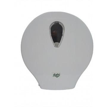 Dispensador papel higi'nico jumbo blanco