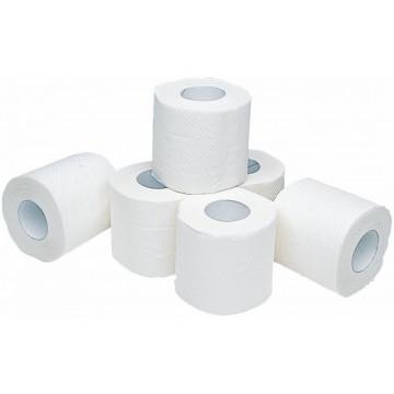 Papel higi'nico encolado 2 capas 22m reciclado far