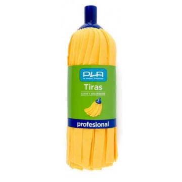 Fregona tiras amarillas 105gr