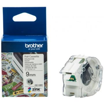 ETIQUETES BROTHER COLOR (009x500) Continu CZ1001 (VC500)