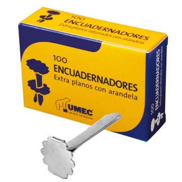 ENCUADERNADORS  18 MM. (100u)