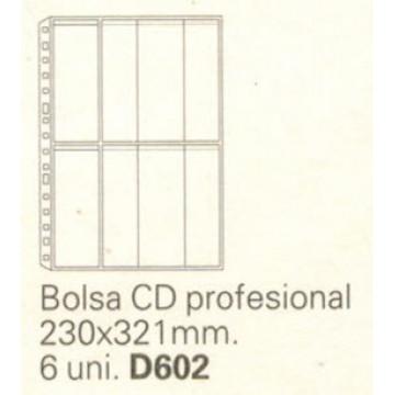 FUNDA MULTIFIN-2 COMPACK DISK (6u)
