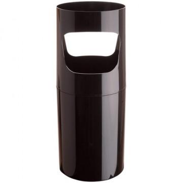 Paragüero de pié Colores opacos 250x640 negro Arch
