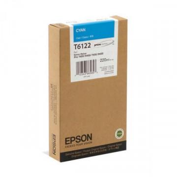 CARTUTX EPSON (T6122) CIAN 220ml