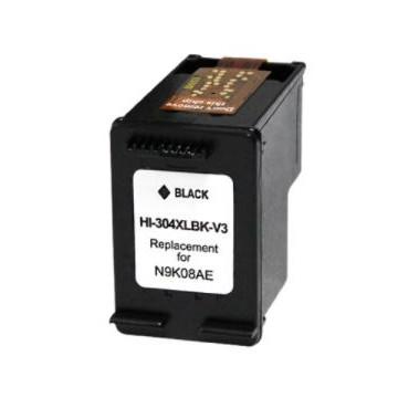COMPATIBLE H.P. (N9K08AE) (304XL) NEGRE
