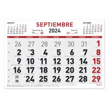 CALENDARI FALDILLA M/V 300x210 SP (MYRGA 1593) AÑO 2022