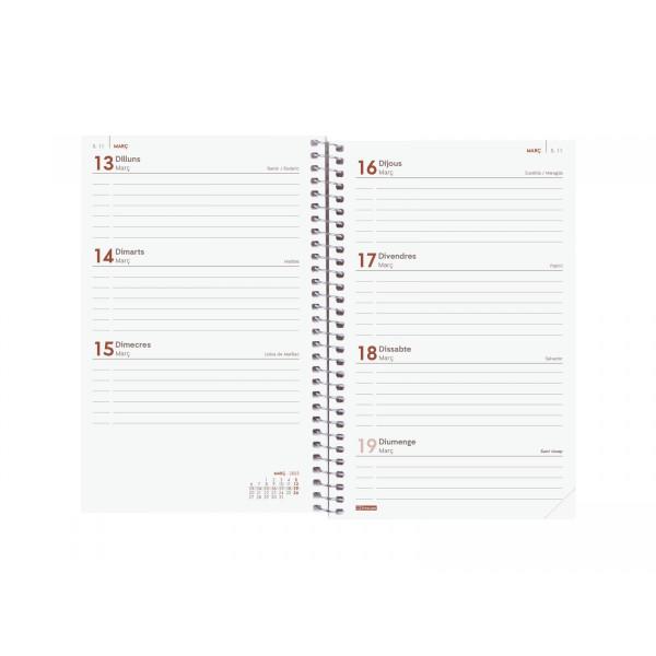 AG. FINOCAM ESP. 8º (117x181) S/VH CATALA ANY 2022 (E05)
