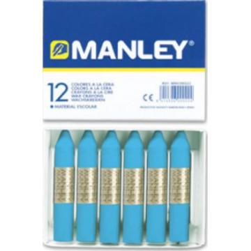 CERES MANLEY BLAU CELESTE Nº17 (12u)