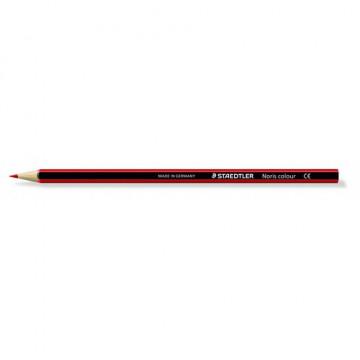 Lápiz color caja 12 un. rojo claro NORIS® COLOUR