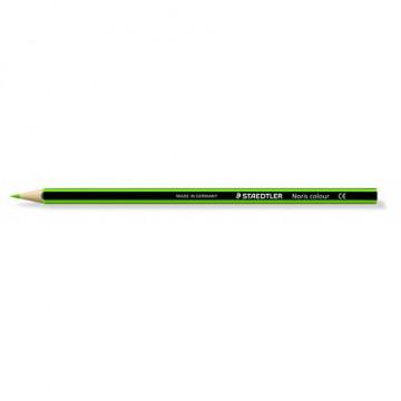 Lápiz color caja 12 un. verde claro NORIS® COLOUR