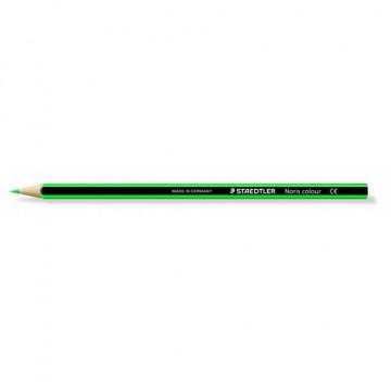 Lápiz color caja 12 un. verde NORIS® COLOUR