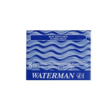 CART. PLOMA WATERMAN LLARG BLA