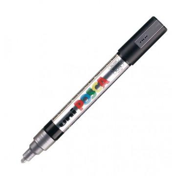 RET. POSCA PINTURA 1,8-2,5mm PC5M PLATA