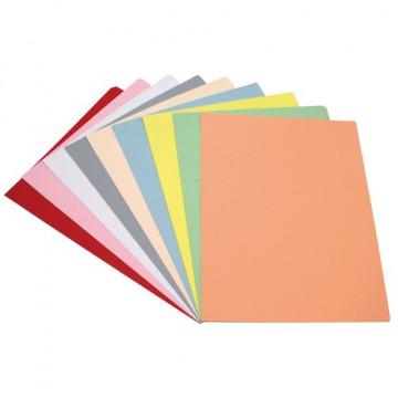 Subcarpeta A4 180 gr. colores pastel surtidos Ofie