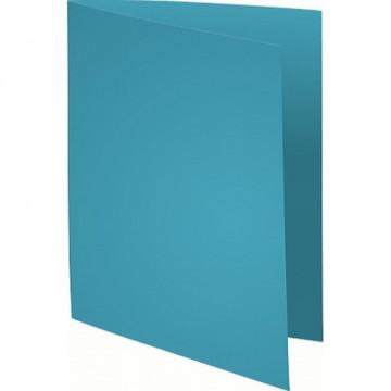Subcarpeta A4 papel 60 gr azul claro 250 un. Super 60 Exacompta