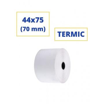 ROTLLO SUMADORA TERMIC  44x75 (70 mm)(SENSE BISFENOL)
