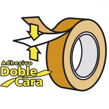 CINTA ADH. FIXO DUO DOBLE CARA 5x30